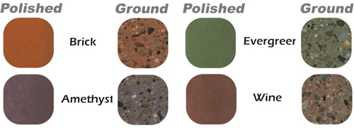 9132 cheng 3 pro formula mix colors for Cheng concrete colors